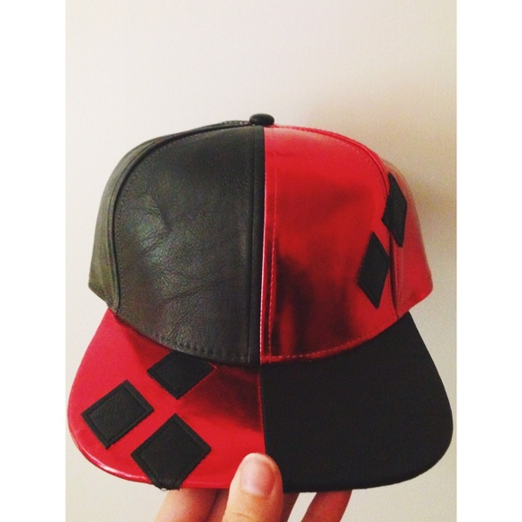686b753adde46 Batman Accessories - Stunning Harley Quinn Hat! SnapBack!